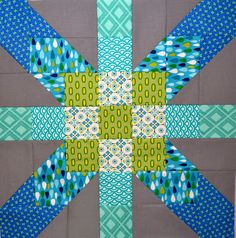 Quilt Story: Fabric Tuesday, and a teaser. Quilting Tutorials, Quilting Projects, Quilting Designs, Sewing Projects, Quilting Ideas, Quilt Block Patterns, Pattern Blocks, Quilt Blocks, Scrap Quilt