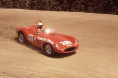 427-powered Devin @ Pikes Peak in 1962