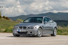 BMW M3 CSL Coupe (E46) '05–12.2003