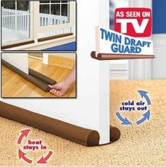 """Twin Draft Guard 