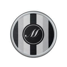 Elegant Sport Pattern and Monogram Speaker