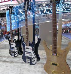 Rickenbacker basses