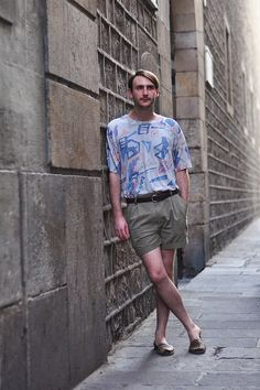 Barcelona | 25 Stunning Examples Of Street Style From Around The World
