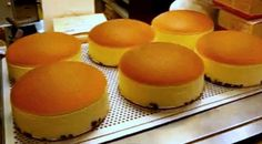Osaka Cheesecake Rikuro Inspired Recipe Ingredients: 140g/5 oz. Castor Sugar 6 Egg Whites 6 Egg Yolks 50g/2 oz. Butter 250g/9 oz. Cream Cheese 100 ml/3 fluid oz. Fresh Milk 1 tbsp. Lemon Juice 60g/…
