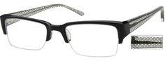 c2167f70e89e Black Rectangle Glasses  934321