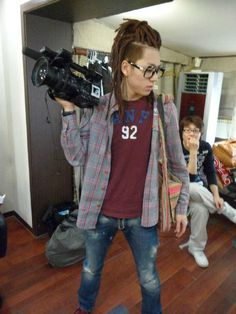 Zico oh my gosh... his dreads! i miss them // he looked so good with them damn