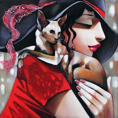 Paris Art Web - Painting - Ira Tsantekidou | See more: www.p… | Flickr