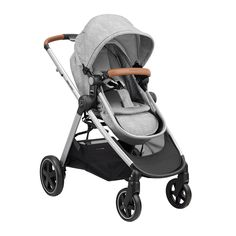 Car Seat And Stroller, Car Seats, Fisher Price, Baby Strollers, Children, Baby Buggy, Baby Cars, Mom And Dad, Gray