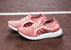 The adidas Ultra Boost X Trace Pink (Style Code: BB3436) is the latest women's exclusive to get overhauled in a pink shade for summer. Available for $180
