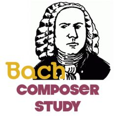 Anyone using Charlotte Mason styled composer study is sure to encounter Johann Sebastian Bach at some point. Although more famous in his lifetime as an organist than as a composer, Bach is considered today to be one of the primary Baroque composers. Preschool Music, Music Activities, Piano Lessons, Music Lessons, Piano Teaching, Learning Piano, Music Composers, Baroque Composers, Elementary Music