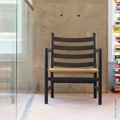 Wegner CH44 Ladderback Chair