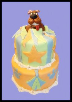 Scooby Doo Cake (By Two Irish Girls Cakes)