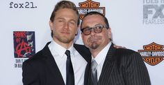 Sons of Anarchy's Kurt Sutter Wants Charlie Hunnam to Star in a Love Story He Wrote