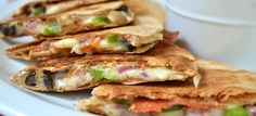 Easy to Make Quick Pizzadillas | MyCibo