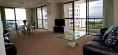 Ocean Royale - 2 Bedroom Lounge - Broadbeach Gold Coast Accommodation