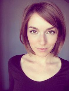 Cute short haircuts for fine straight hair