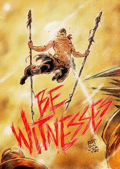 Kenny Ruiz: MAD MAX FURY ROAD. Be Witnesses. Mad Max Fury Road, Comic Artist, Comics, Movie Posters, Painting, Board, Big, Illustrations, Film Poster