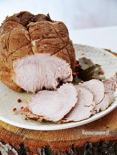 Pork Recipes, Cooking Recipes, Healthy Recipes, Home Made Sausage, Queens Food, European Dishes, Good Food, Yummy Food, Polish Recipes