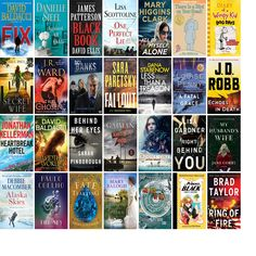 "Wednesday, May 3, 2017: The Patrick Heath Public Library has 12 new bestsellers, one new video, nine new audiobooks, 20 new children's books, and 87 other new books.   The new titles this week include ""The Fix,"" ""Against All Odds: A Novel,"" and ""The Black Book."""