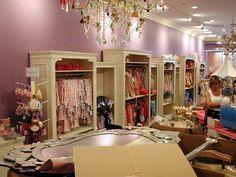 Boutique layout