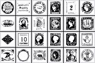 Mail Stamps 2