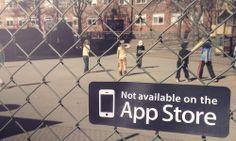 Guerrilha criativa faz pensar sobre nosso vício em smartphones