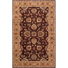 Caesar Plum Rectangular: 12 Ft. x 15 Ft. Rug - (In Rectangular)