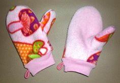 Kinder Handschuhe mit Fellfutter   Kostenlose Nähanleitungen   kreative.stoffe.de