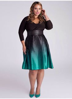 Plus-Size New Years Eve Dresses - Cute, Sparkly Styles