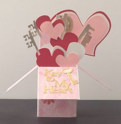 Overthetopcards presents this amazing 3-D box card, perfect for showing your valentine how much you love them!!!