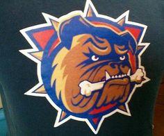 Hamilton Bulldogs T-shirt AHL OHL CHL Montreal Canadiens