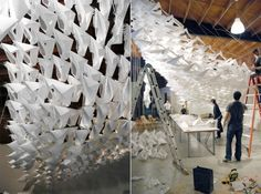 origami ceilings - Bing Images