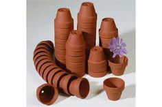 Sets de pots en terre cuite