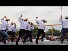 ▶ El Cerro de la Silla Baile - YouTube