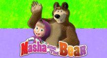 Masha and The Bear Kids Z, Children, Masha And The Bear, Little Girl Names, Kids Tv Shows, Family Show, Bear Cartoon, Kids Videos, Entertaining