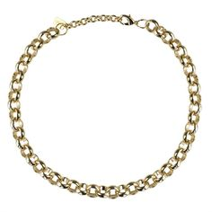 Olens Necklace Gold Metal #LuxenterJoyas  #LuxenterAfrica