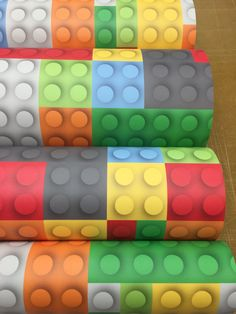 Removable Wallpaper Lego Lego wall decal Lego by BCMagicWallpaper