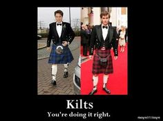 John Barrowman & David Tennant in kilts. I want to see John, live in concert! Short People, Why Do People, Good Doctor, Doctor Who, 10th Doctor, Poster Boys, John Barrowman, Men In Kilts, Torchwood