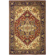Safavieh; The classic oriental rug