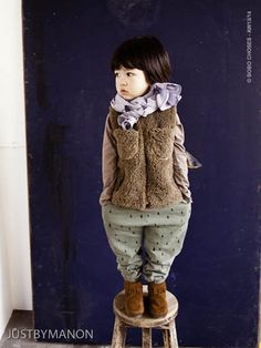 Bobo Choses, the best outfit ;-) Back to nature, warm & fashionable