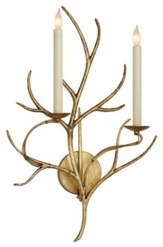 2 LIGHT BRANCH WALL SCONCE :: WALL SCONCES :: Ceiling lights Toronto, Bath and vanity lighting, Chandelier lighting, Outdoor lighting and kitchen lights :: Union