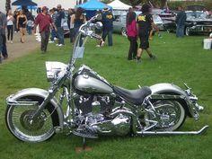 Hogs, Harleys, Baggers, Choppers - Page 100