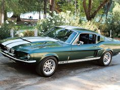 1967 Shelby Mustang GT