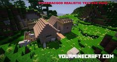 Download Intermacgod Realistic Resource Packs for Minecraft 1.8/1.7 64x, 128x, 256x, 512x