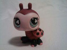 Little Pet Shop Ladybug