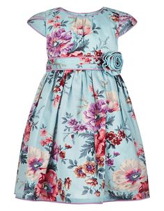 Dress by Monsoon 0-3 yrs are perfect  to wear for our Spring Specials !