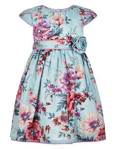 Dress by Monsoon 0-3 yrs