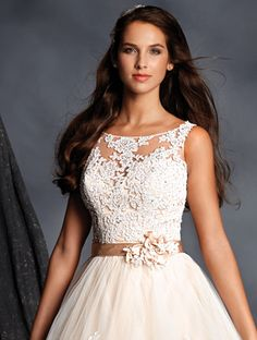Alfred Angelo Bridal Style 2508 from All Bridal Collections