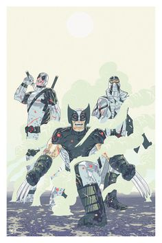 X-Force by Dylan Rose *