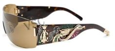 CHRISTIAN AUDIGIER 405 color TORTOISE Sunglasses Christian Audigier. $240.00 Christian Audigier, Tortoise, Oakley Sunglasses, Eyewear, Classy, Luxury, Beautiful Things, Accessories, Clothes